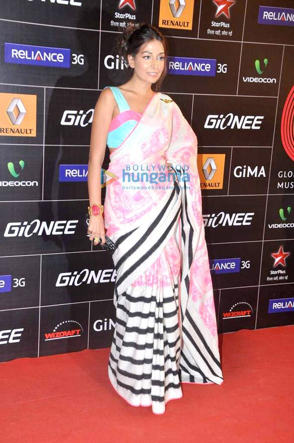 4th Gionnee Star Global Indian Music Academy Awards