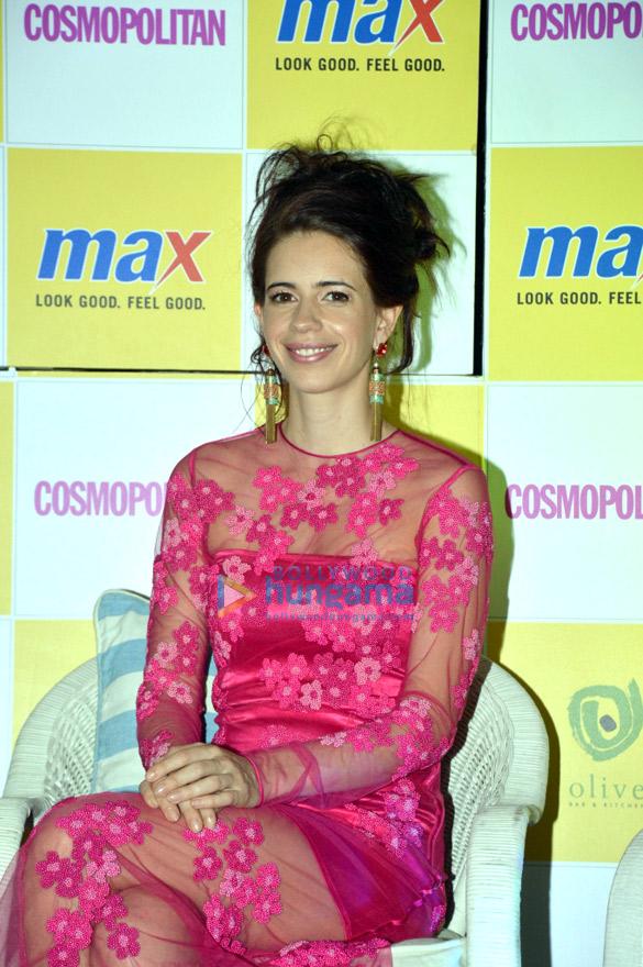 Launch of 'MAX Fashion Icon 2014'