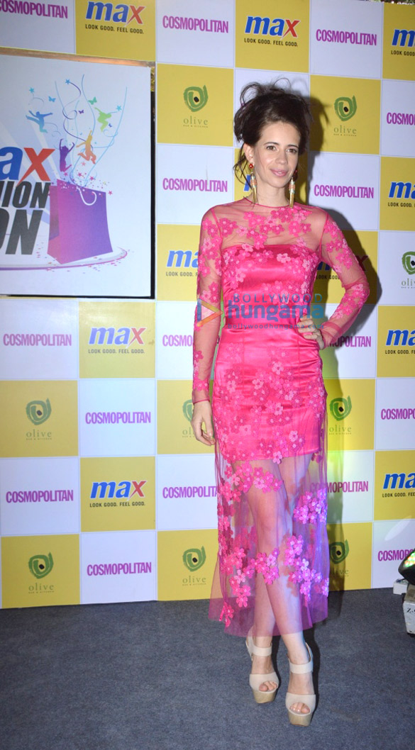 Launch of 'MAX Fashion Icon 2014'