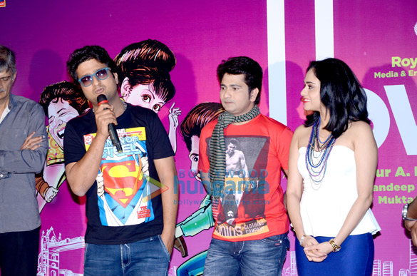 Jeetendra Joshi, Sushant Shellar, Amruta Khanvilkar