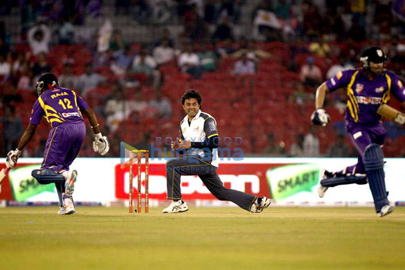 CCL updates with Huma, Sohail & Sridevi