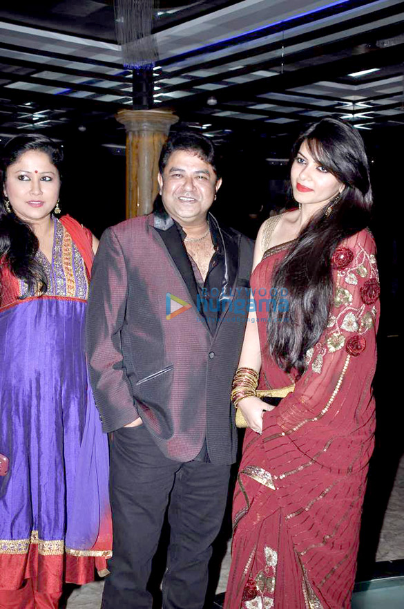 Brinda Parekh's wedding bash
