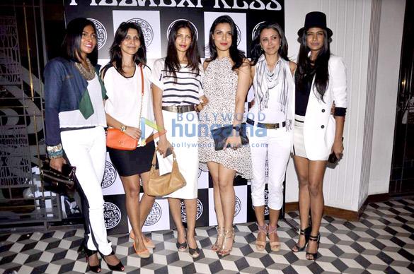 Nina Manuel, Deepti Gujral, Reshma Bombaywalla, Alesia Raut