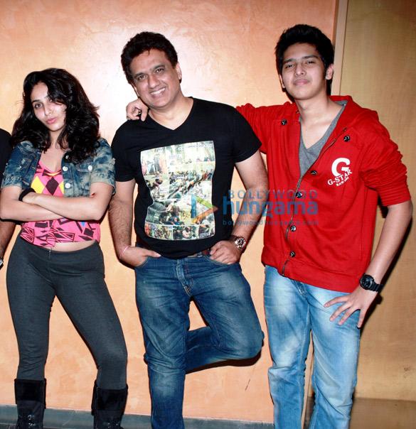 Neha Bhasin, Dabboo Malik, Armaan Malik