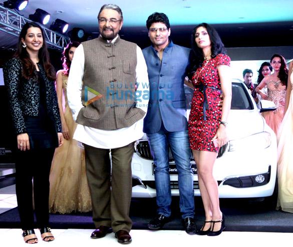 Launch of BMW's Gran Turismo & the unveiling of Riyaz & Reshma Gangji's summer line