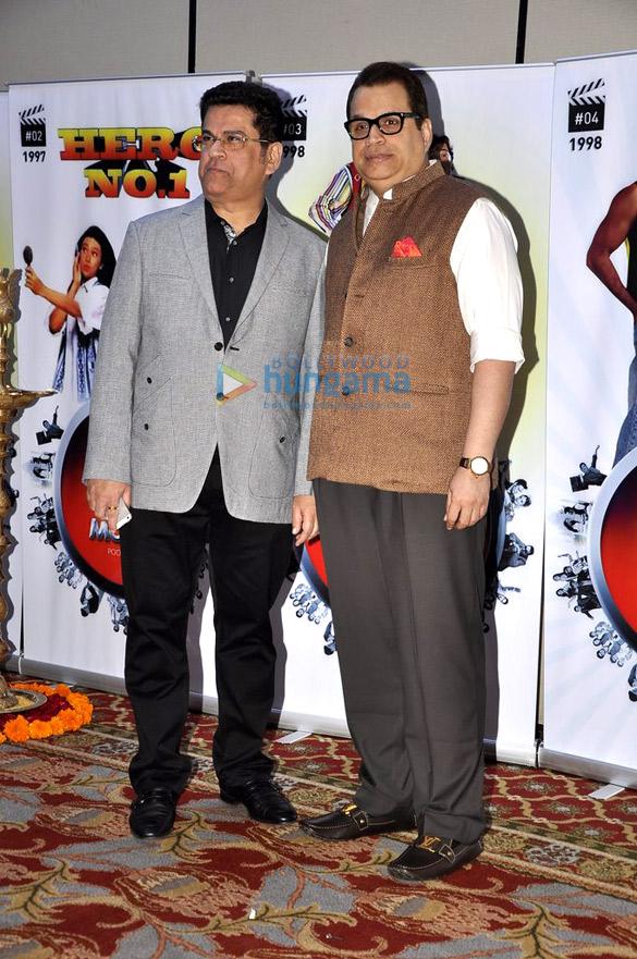 Kumar S Taurani, Ramesh S Taurani