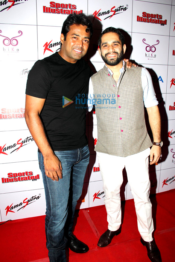 Leander Paes, Siddhanth Aney