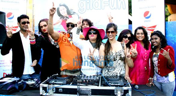 Rehman Khan, Laxmi Tripathi, Dj Akbar Sami, Dolly Bindra, Tanisha Singh, Ekta Jain, Sanchiti Sakat