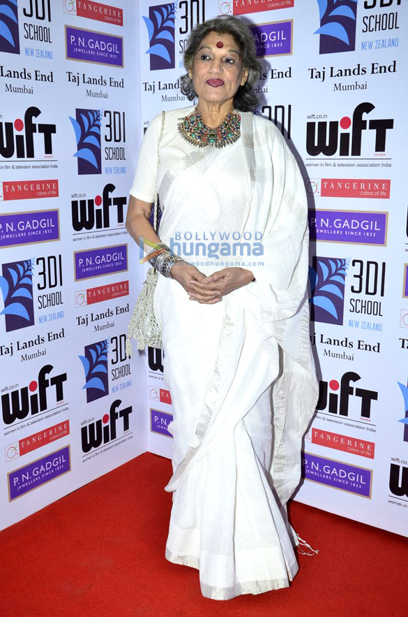 Imran Khan & others at the WIFT felicitation