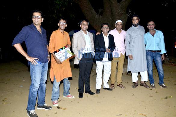Fuwad Khan, Ajit Andhare, Annu Kapoor, Paresh Rawal, Murli Sharma