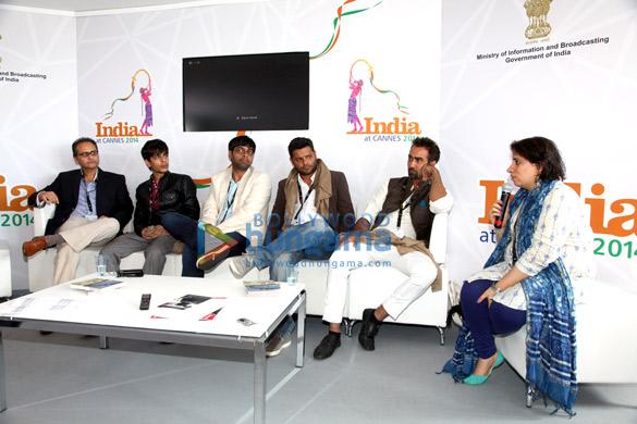 Kanu Behl, Shashank Arora, Ranvir Shorey, Guneet Monga
