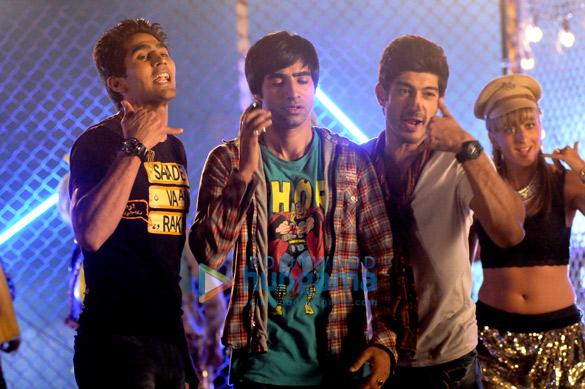Vijendra Singh, Arfi Lamba, Mohit Marwah