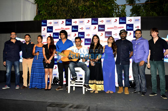 Shweta Pandit, Siddharth Mahadevan, Harshdeep Kaur, Shruti Pathak, Benny Dayal, Luke Kenny
