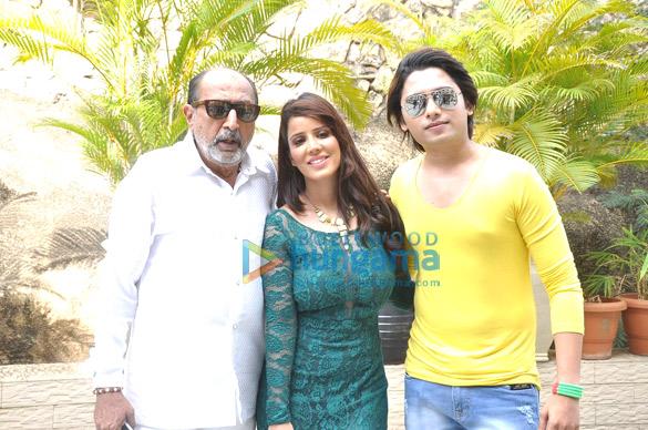 Tinu Anand, Priti Sharma, Sidhant Singh