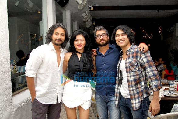 Keegan Pinto, Sonal Sehgal, Amit Sharma, Naresh Kamath