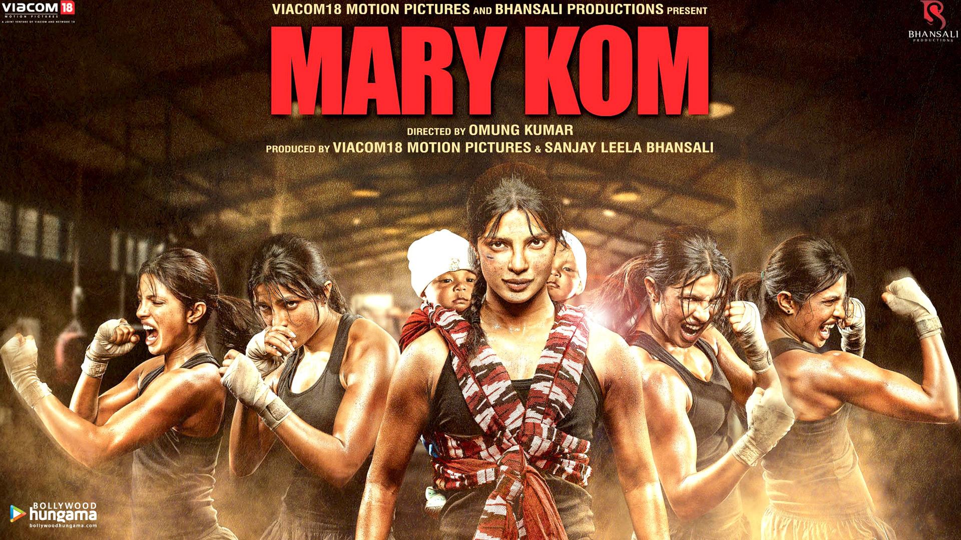 Mary Kom