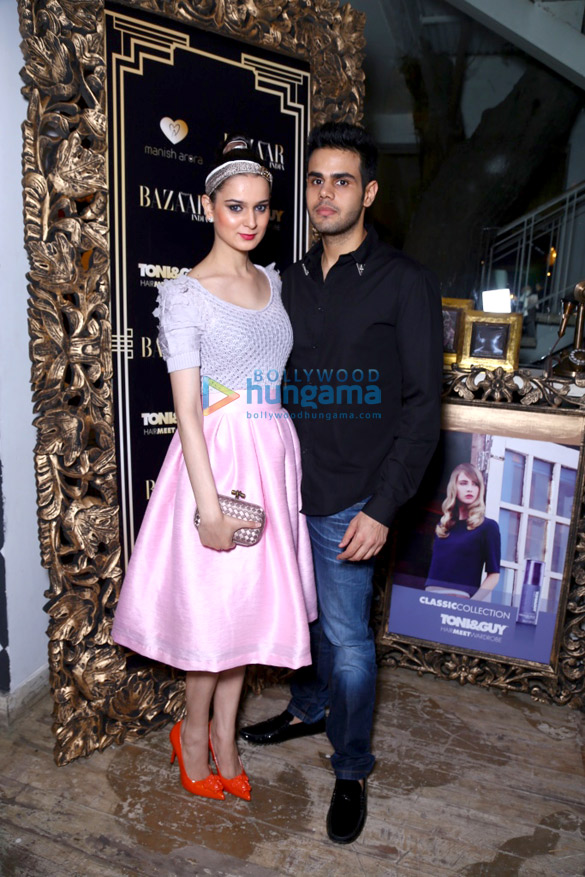 Celebs at the Harper's Bazaar's fashion party