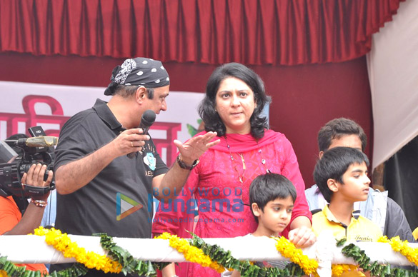 Celebs at Krishna Hegde's Dahi Handi celebration