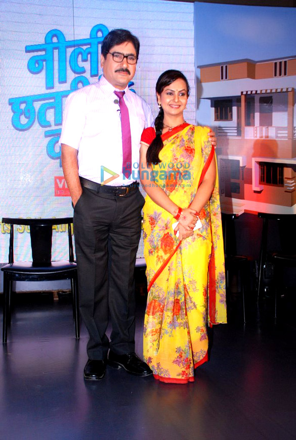 Zee launches new TV serial 'Neeli Chatri Vale'