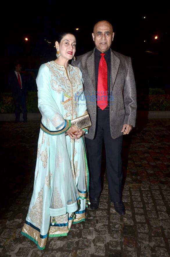 Deepali Issar, Puneet Issar