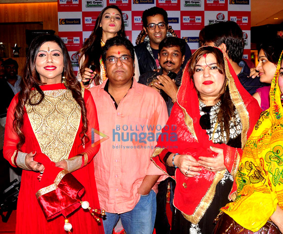 Tina Ghai, Sezal Sharma, Zakir Hussain, Sajan Agarwal, Dolly Bindra