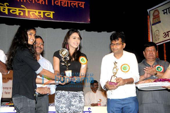Hrishita Bhatt graces the occasion of the industrialist cum philanthropist Marwari Sammelan