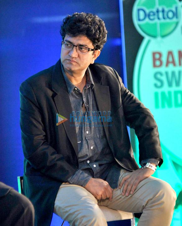 Amitabh Bachchan graces 'Banega Swachh India' campaign launch