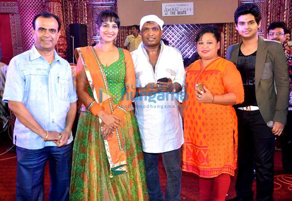 Celebs attend Navratri at Kora Kendra