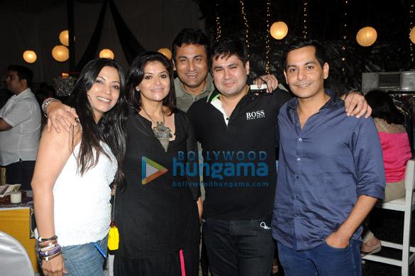 Shirley Davar, Pragati Mehra, Ashish Kapoor, Ruchit Kapoor, Gaurav Gera