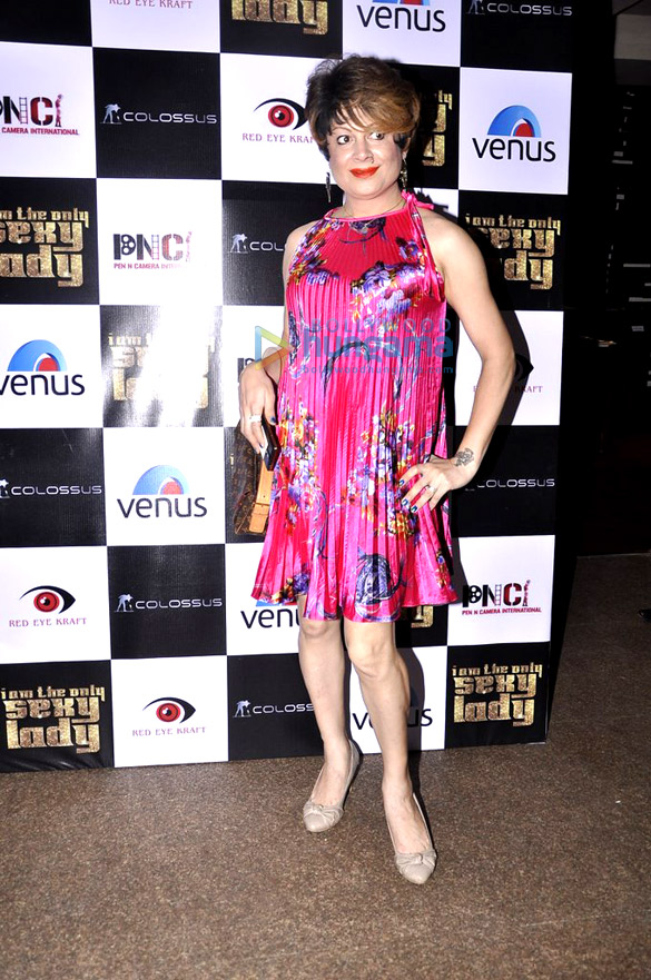 Launch of Liza Malik's music single 'I'm The Only Sexy Lady'
