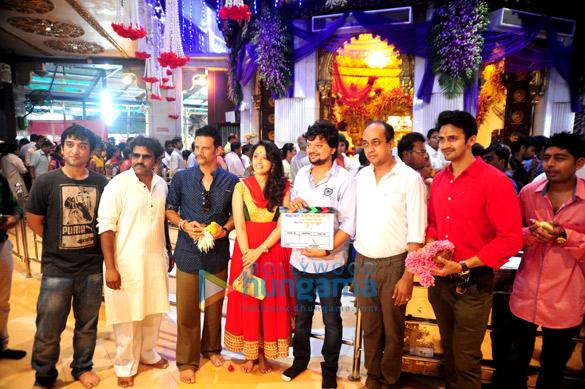 Hrishikesh Joshi, Satish Rajwade, Nidhi Oza, Rahul Bhatankar, Bhushan Pradhan