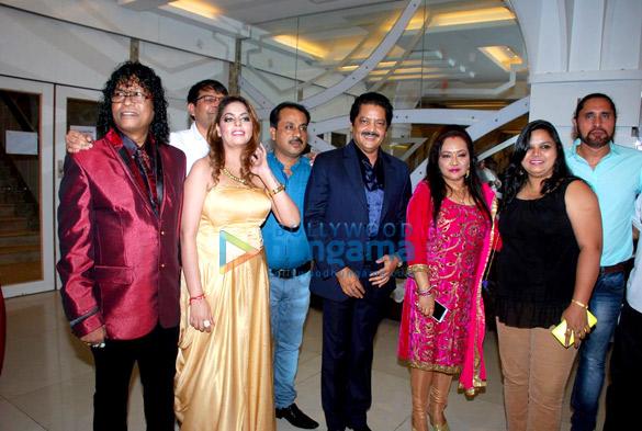 Esha Aroraa, Udit Narayan, Deepa Narayan