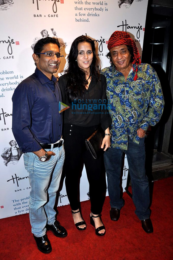 Captain Nair, Tulip Joshi, Ranjeet