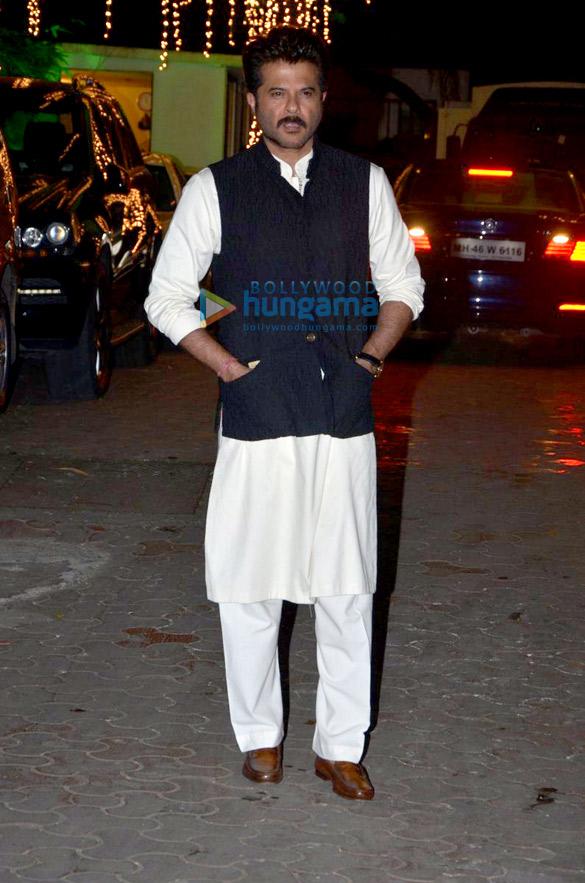 Shilpa Shetty's Diwali bash