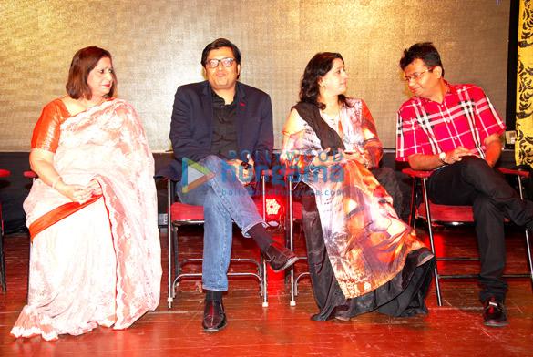 Manju Nichani, Arnab Goswami, Kavita Seth, Aneel Murarka