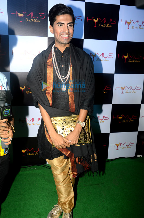 Celebs grace the launch of Saumya Shetty's resto bar – Hymus
