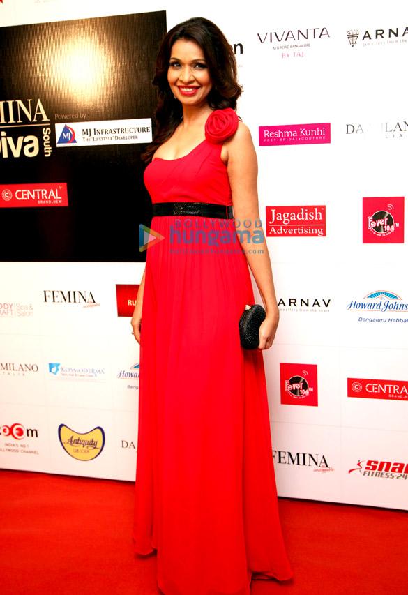 Bipasha Basu, Karan Singh Grover and others at 'Femina Style Diva 2014'