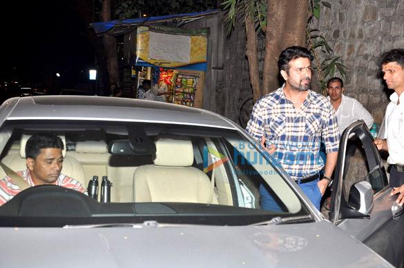 Harman Baweja, Vidya Balan & Armaan Kohli snapped