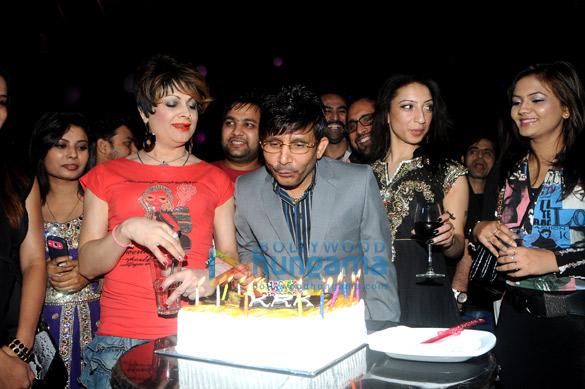 Celebs grace Kamaal Rashid Khan's birthday bash