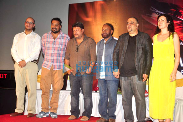 Anurag Kashyap, Tigmanshu Dhulia, Ketan Mehta, Jagdish Rajpurohit
