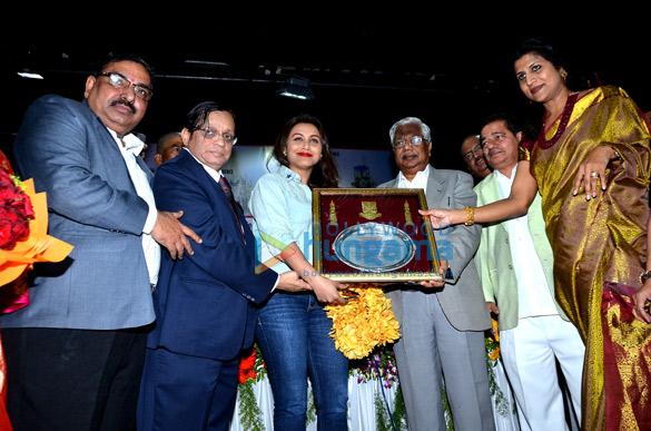 Dr. Vivek Deonkar, Rani Mukerji, Dr.Naresh Chandra, Dr.K.M.Vasudevan, Nivedita