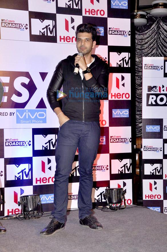 Launch of 'MTV Rodies X2'