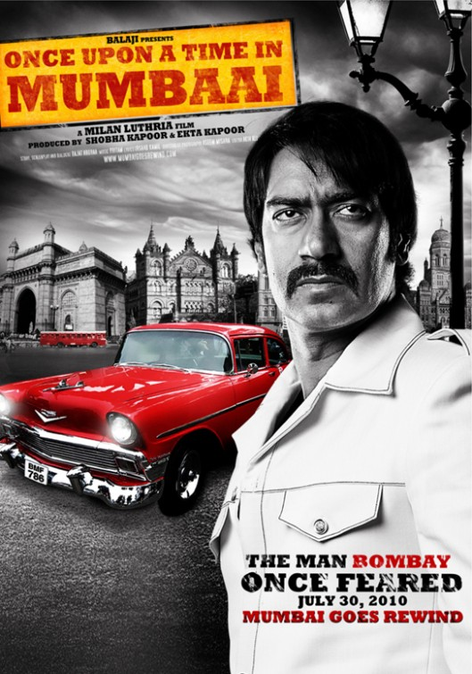 Once Upon A Time In Mumbaai Review - Bollywood Hungama