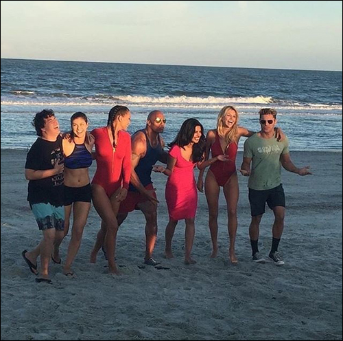 Check out: Priyanka Chopra shoots for Baywatch and Quantico in the US