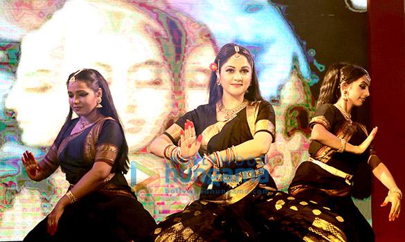 Garcy Singh performs at the Maha Kumbh Mela, Ujjain