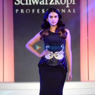Aditi Rao Hydari at Schwarzkopf Professional The Essential Looks Spring Summer 2016 launch
