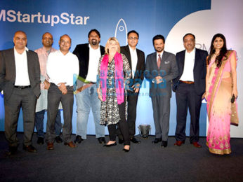 Anil Kapoor judges IBM Startup Star Challenge event