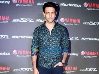 Badshah, Dino Morea & others at 'Yamaha RayZR Mera Swag' launch