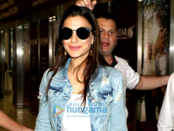 Celebs arrive at Madrid for IIFA 2016