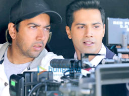 On The Sets Of The Movie Dishoom